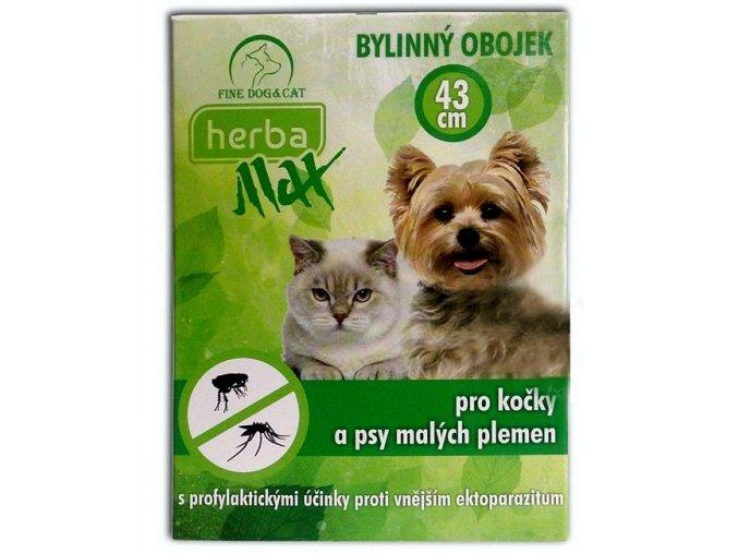herba max obojek 43cm