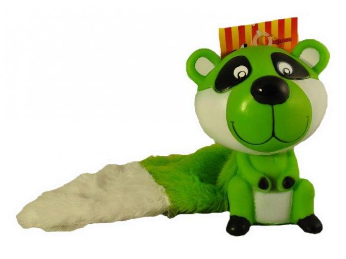 hracka-vinyl-plys-13-cm-zelena