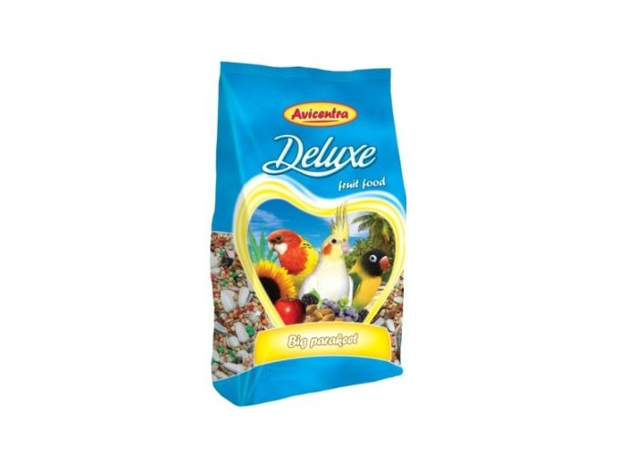 avicentra-maly-papousek-deluxe-500g