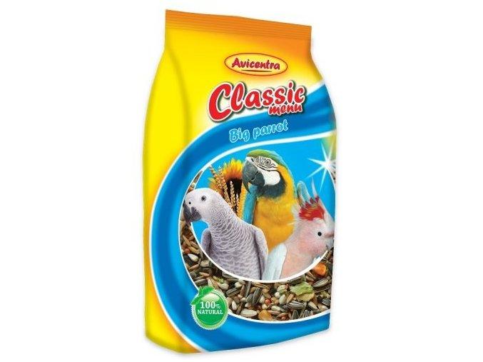 avicentra velky papousek standart 1kg