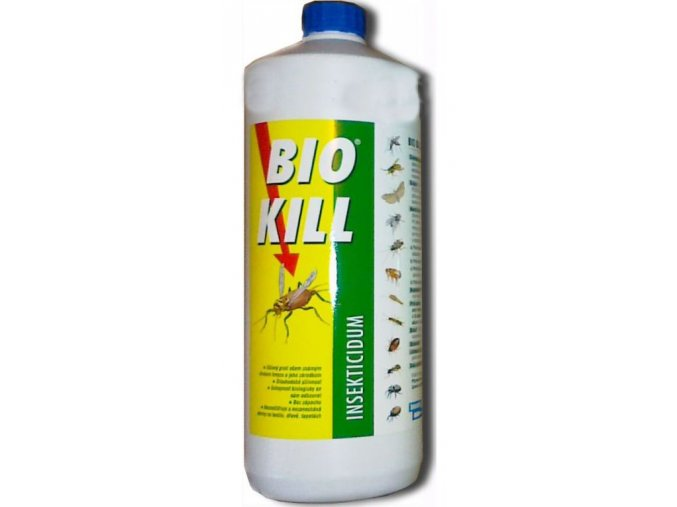 biokill 450ml nahradni napln