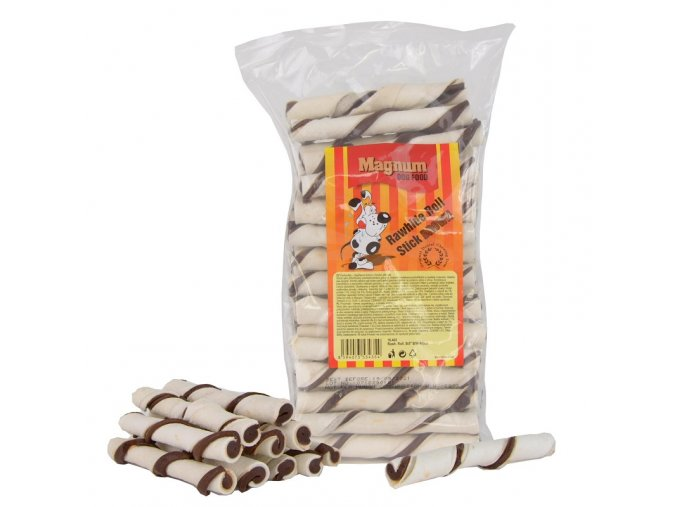 magnum-rawhide-roll-stick-5-12-5cm--cca-40ks--brown-white