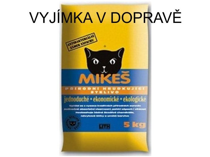 mikes 57 stelivo