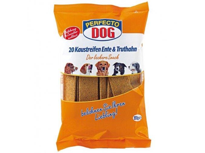 perfecto-dog-masove-platky-kruta-kachna--10ks-200g