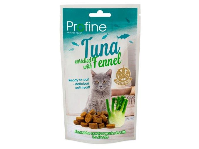 profine-cat-semi-moist-snack-tuna-fennel-50g