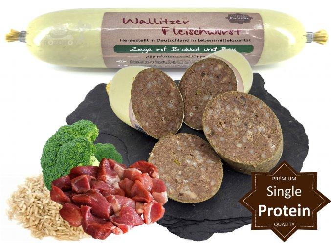 salam superpremium kozi s brokolici a ryzi 400g