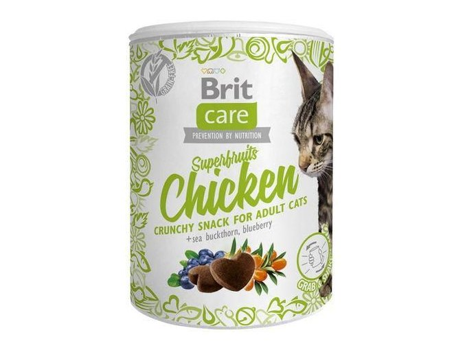 brit-care-cat-snack-superfruits-chicken-100g