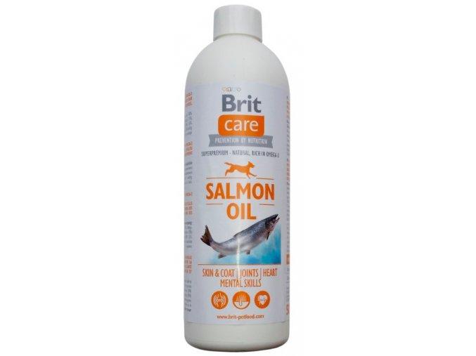 brit care salmon oil 250 ml