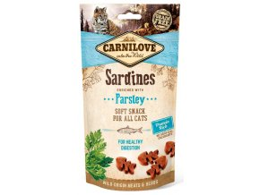 carnilove-cat-semi-moist-snack-sardine-parsley-50g