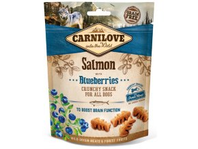 carnilove-dog-crunchy-snack-salmon-blueberries-200g