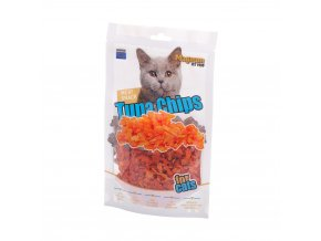9426 magnum tuna chips for cats 70g