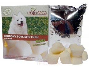 Natureca bonbony pro malé psy s lososem (1)