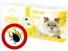 herba max spoton cat 1x1ml