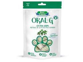 oral G s petrželovým olejem