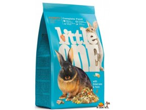 Krmivo pro zakrslé králíky