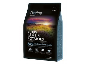 profine dog puppy lamb potatoes 3kg