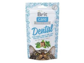 brit-care-cat-snack-dental-50g