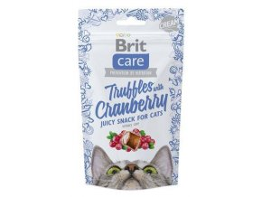 brit-care-cat-snack-truffles-cranberry-50g