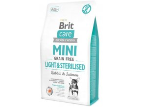 brit-care-mini-grain-free-light-sterilised-2kg