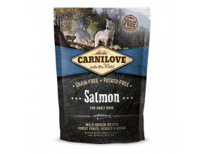 Carnilove Salmon for adult 1,5kg   Tenesco.cz