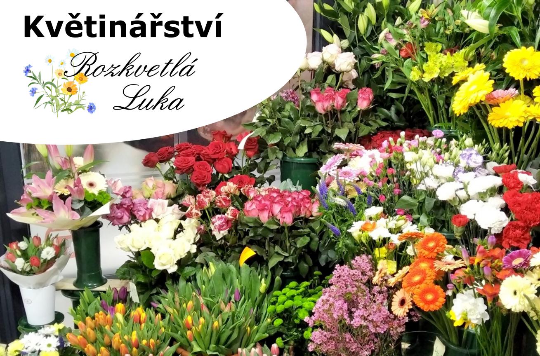 Květinářství Praha Luka