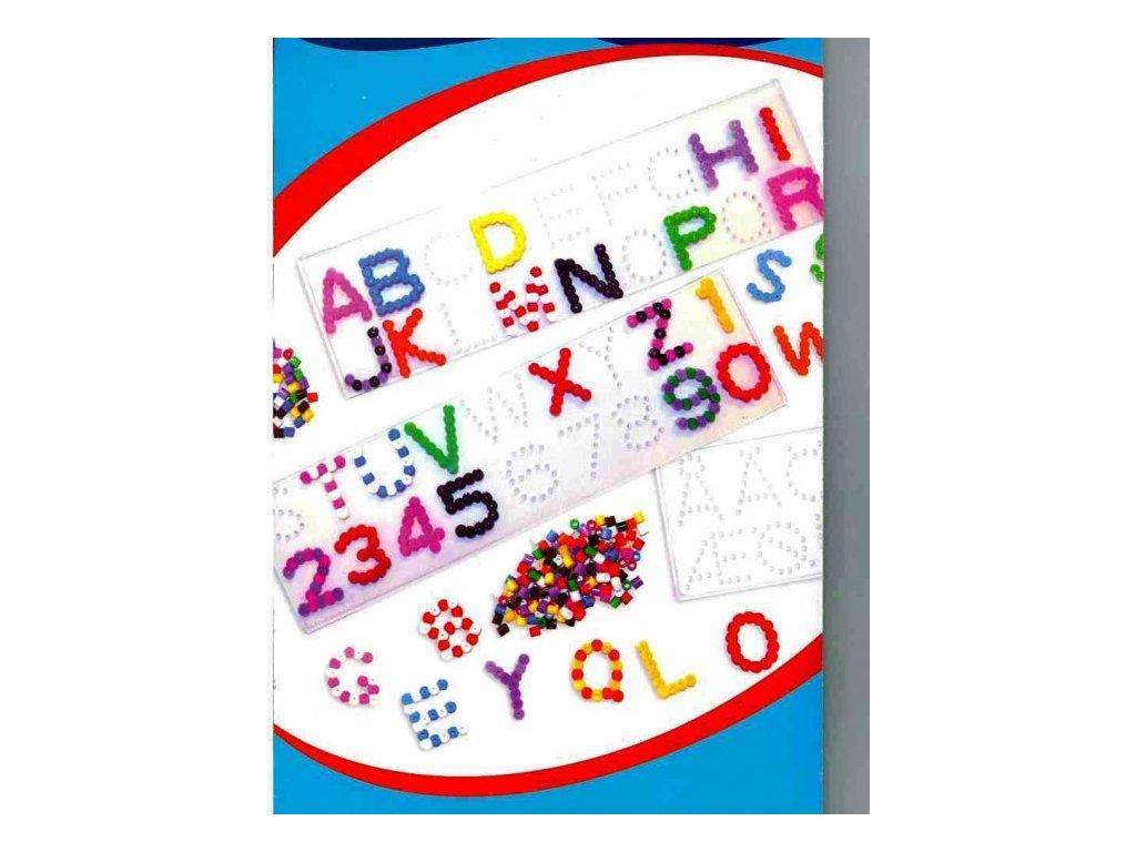 hračka na jemnú motoriku, učenie abecedy, čísel