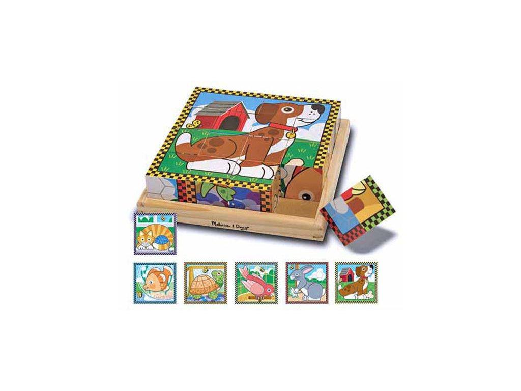 melissa doug 13771 drevene kocky zvierata (1)