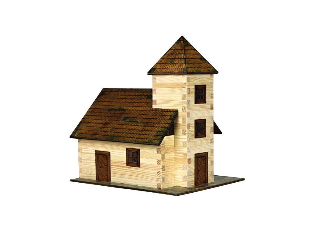 walachia kostol