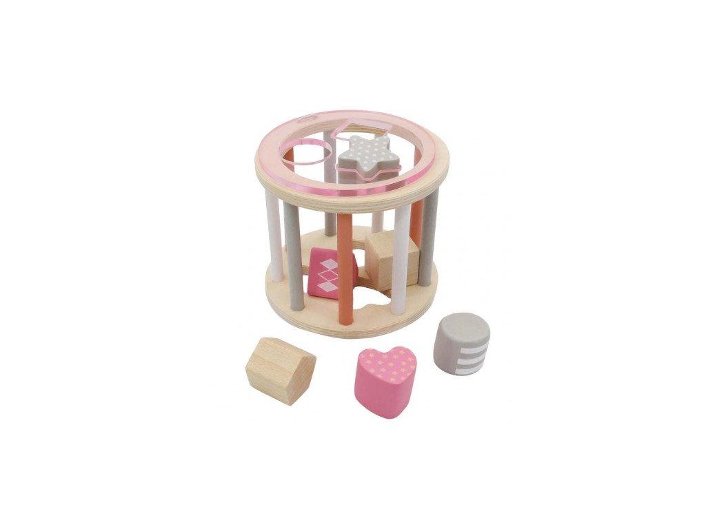 drevena krabicka na vkladanie tvarov (1)