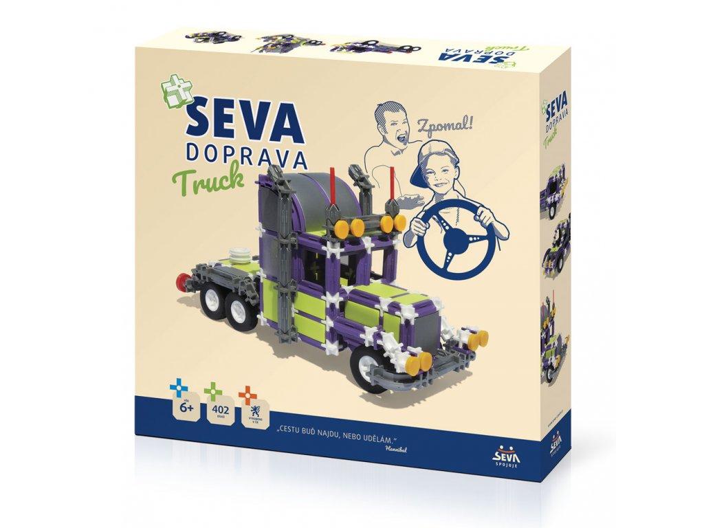 stavebnica seva doprava truck (1)