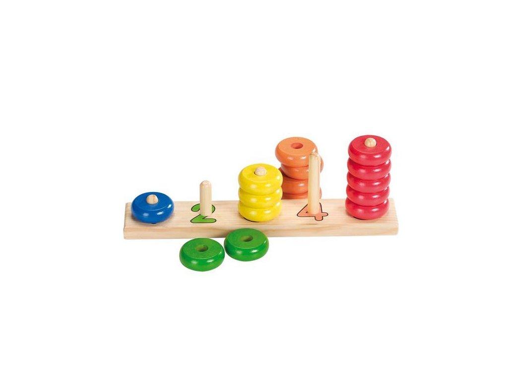 u detí s 1 rokom  je takýto typ hračiek veľmi obľúbený