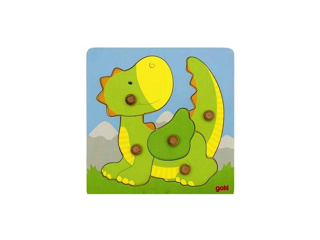 prve puzzle dracik