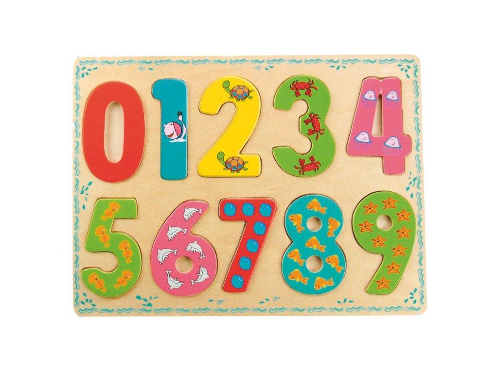 drevene vkladacie puzzle cisla