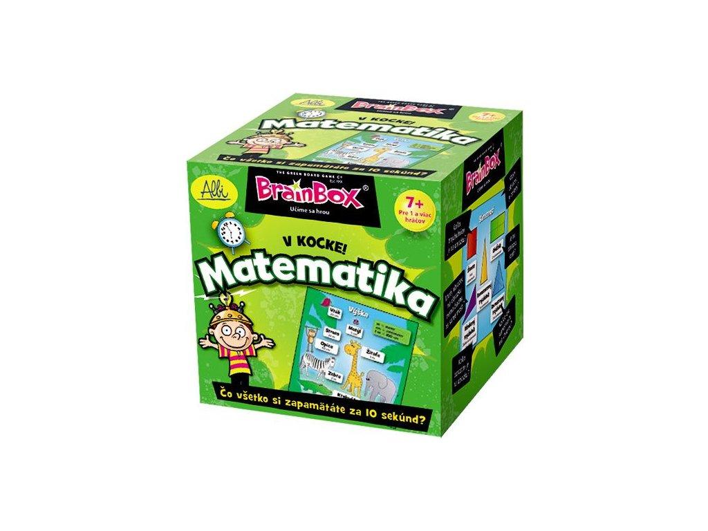 matematika v kocke