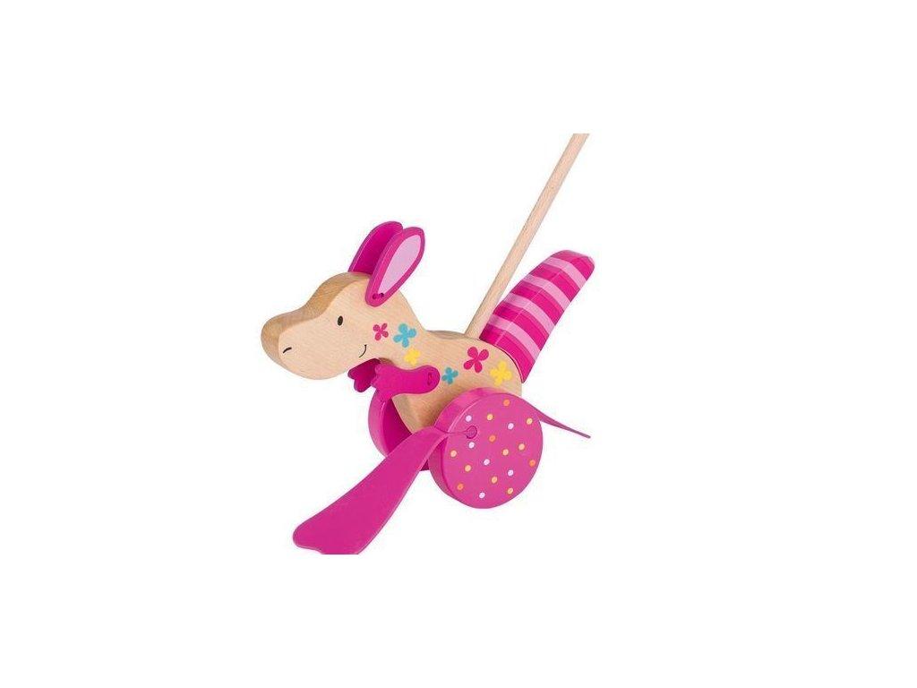 hracky na tlacenie kengura na tyci