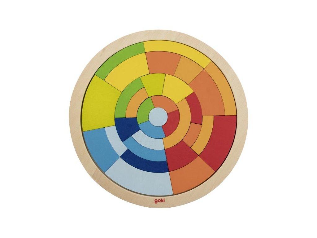 57699 goki puzzle kruh