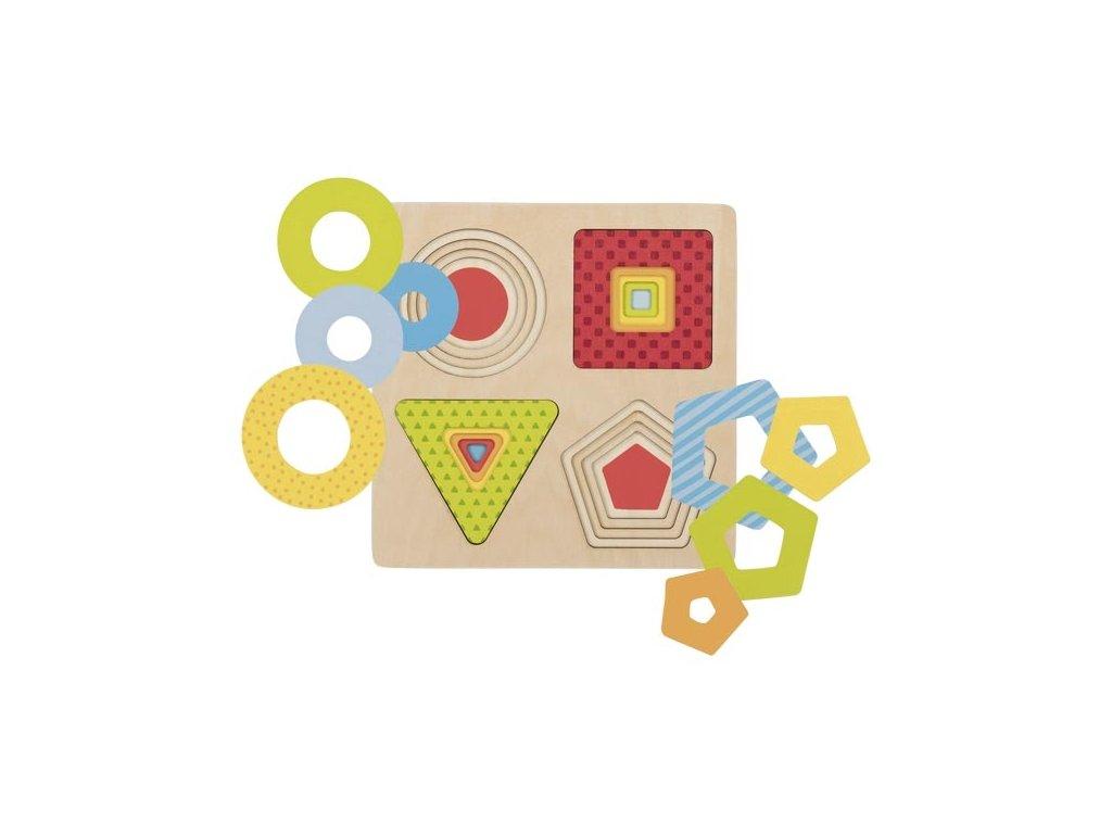 57705 viacvrstvove puzzle tvary