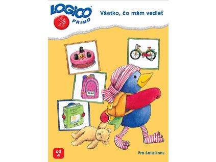 LOGICO Primo 1008 Všetko, čo mám vedieť