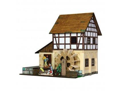 walachia hrazdeny vodny mlyn (4)