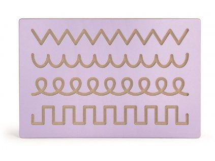 grafomotoricky labyrint vzory