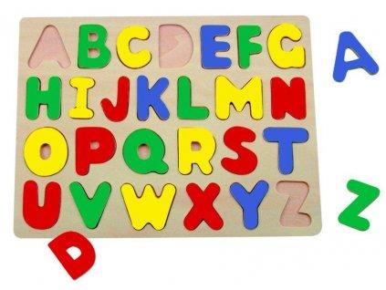puzzle abeceda bino
