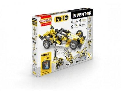 engino inventor120modelsmotorizedset1
