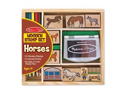 drevene peciatky kone (1)