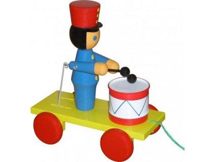 vojak s bubnom