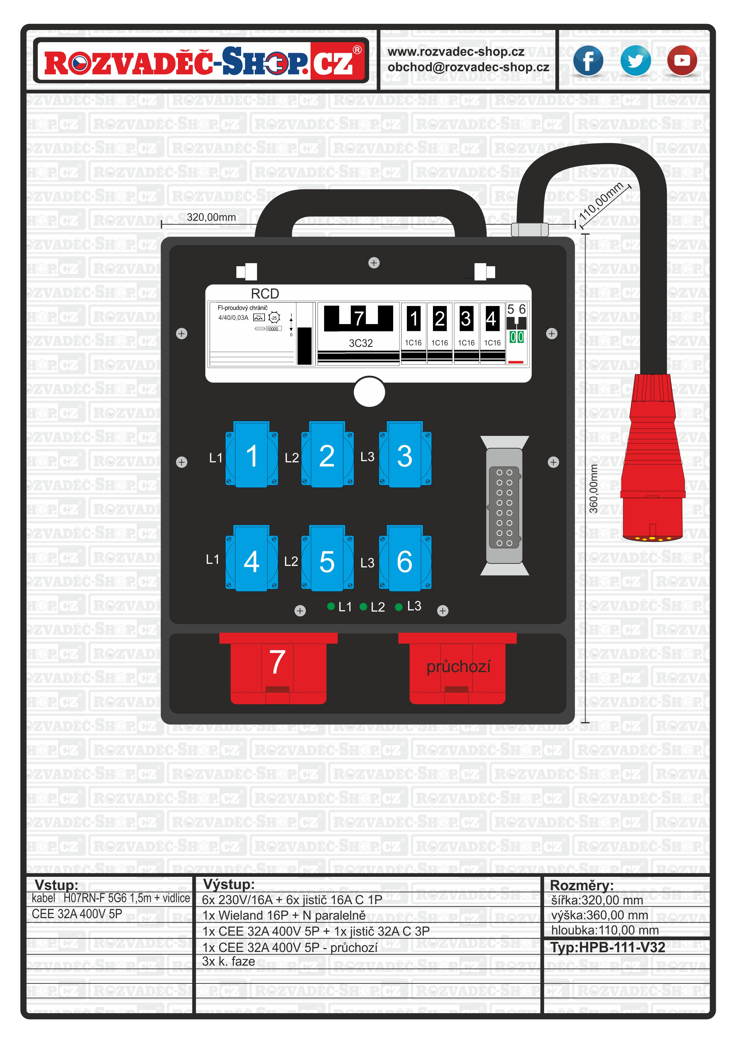 HPB-111-V32