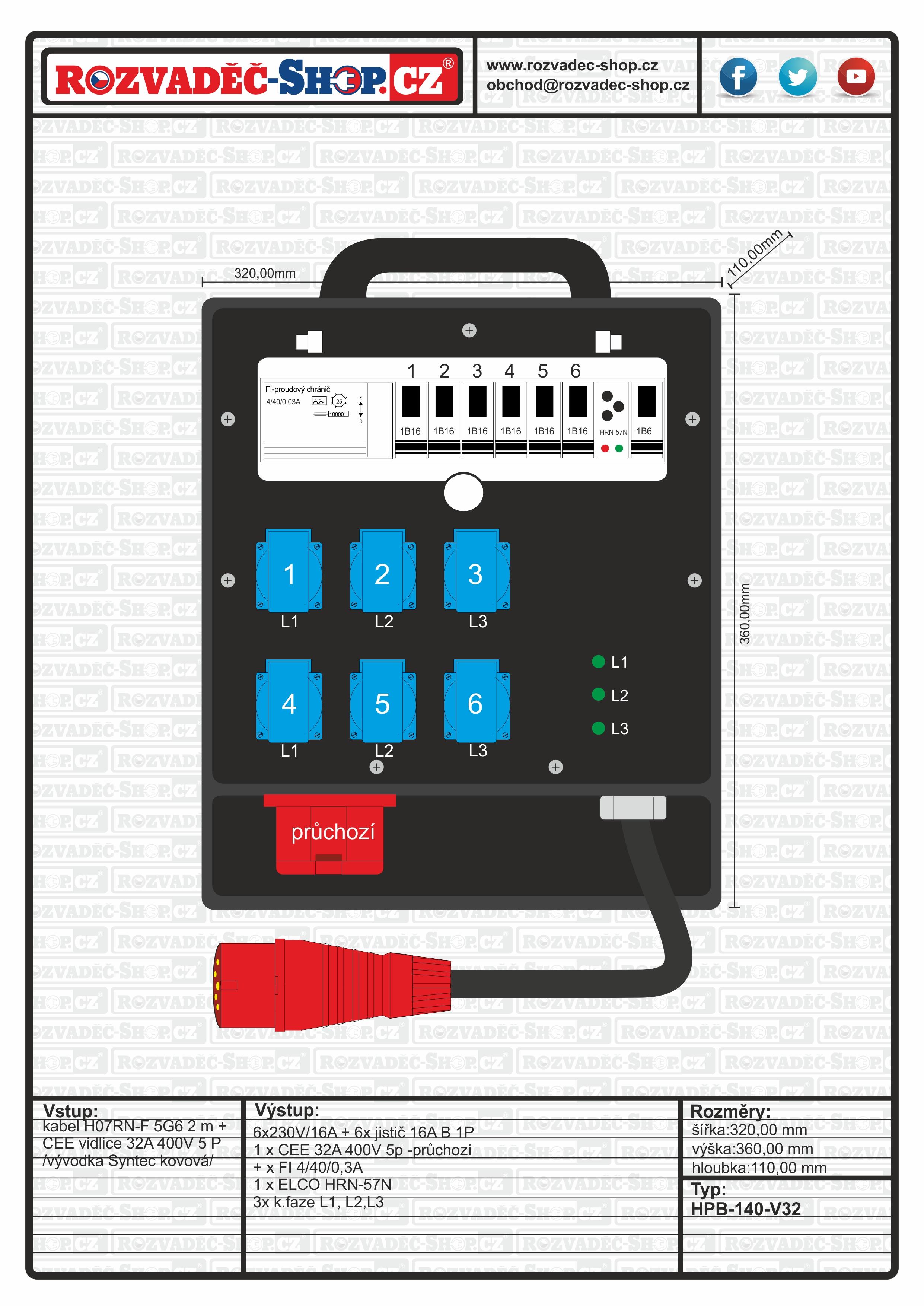 HPB-140-V32E