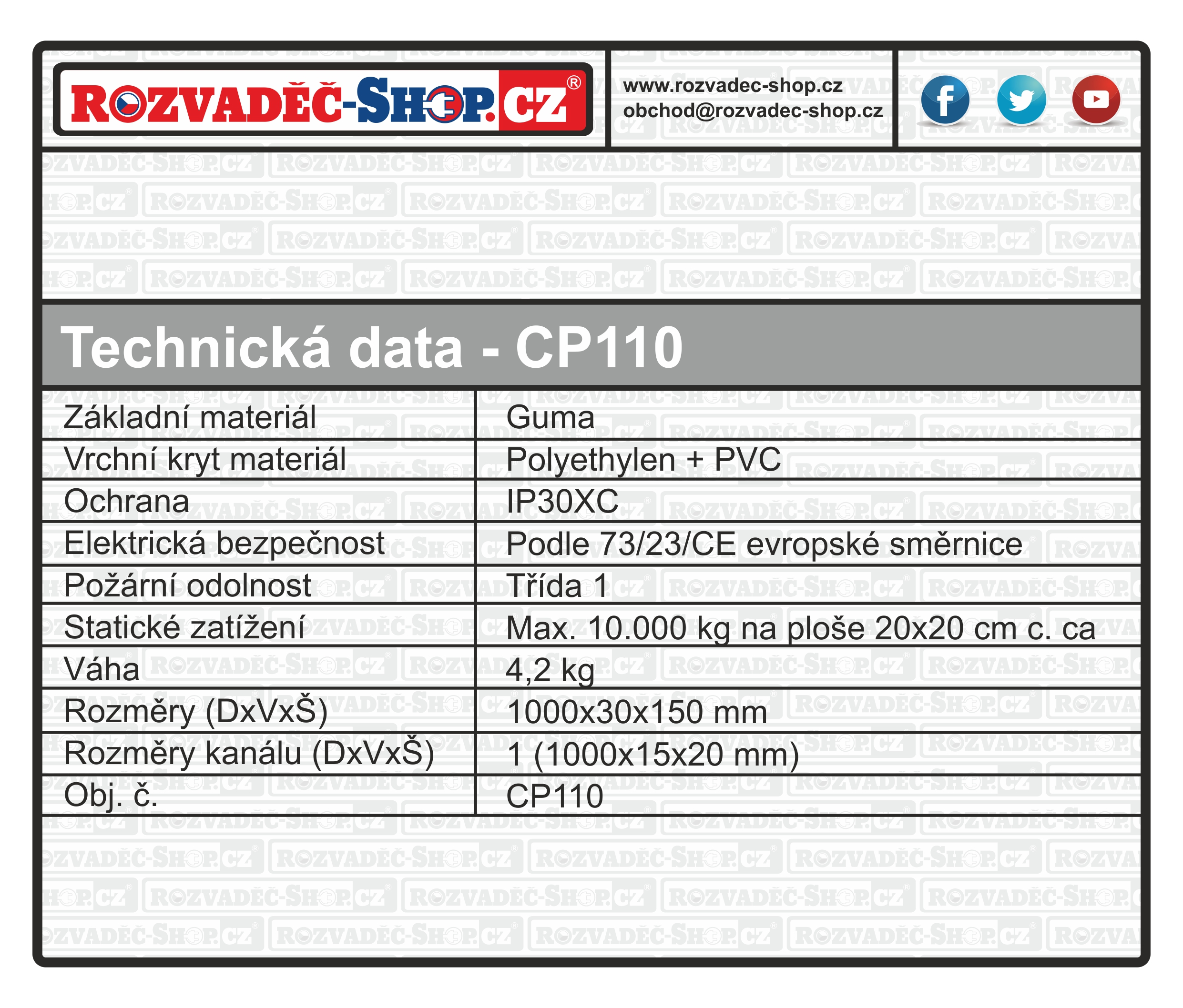 prejezd_CP110_tabulka