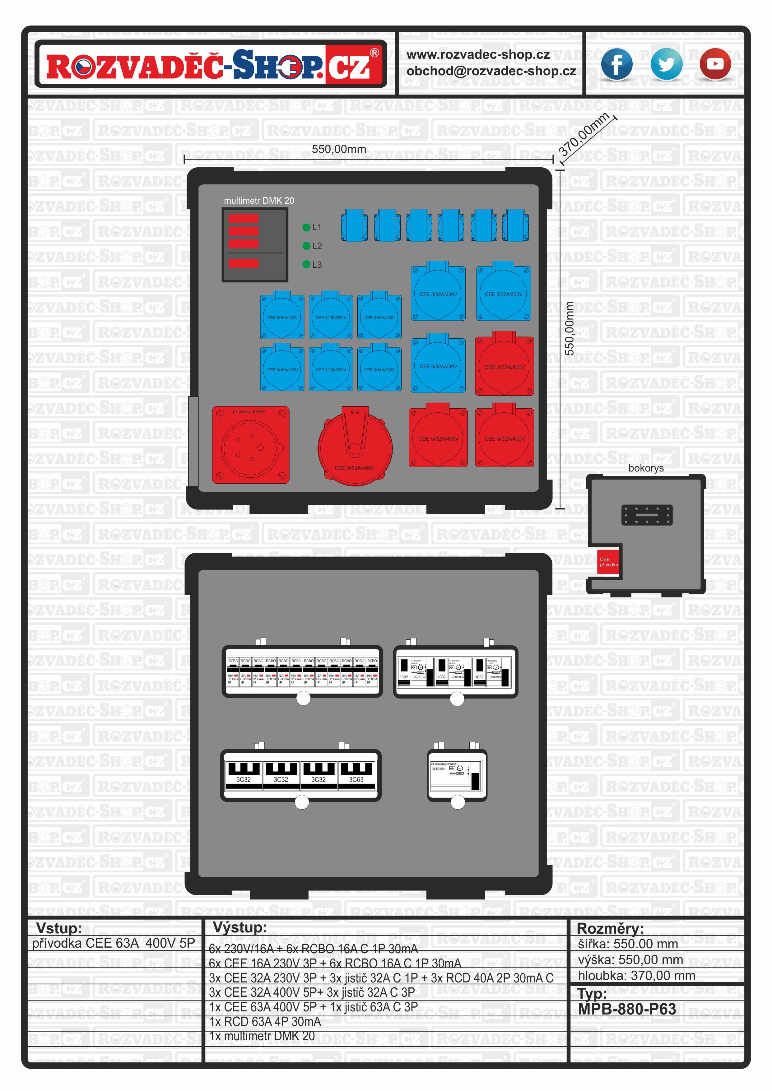 MPB-880-P63-F
