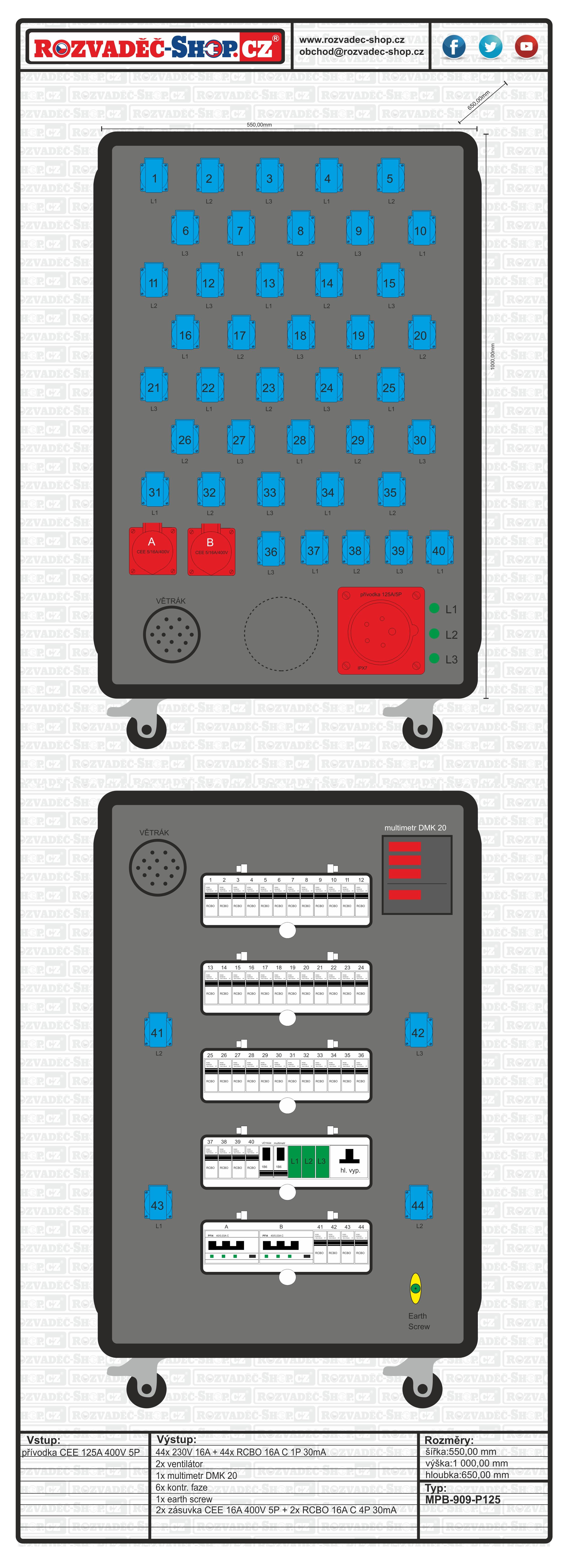 MPB-909-P125