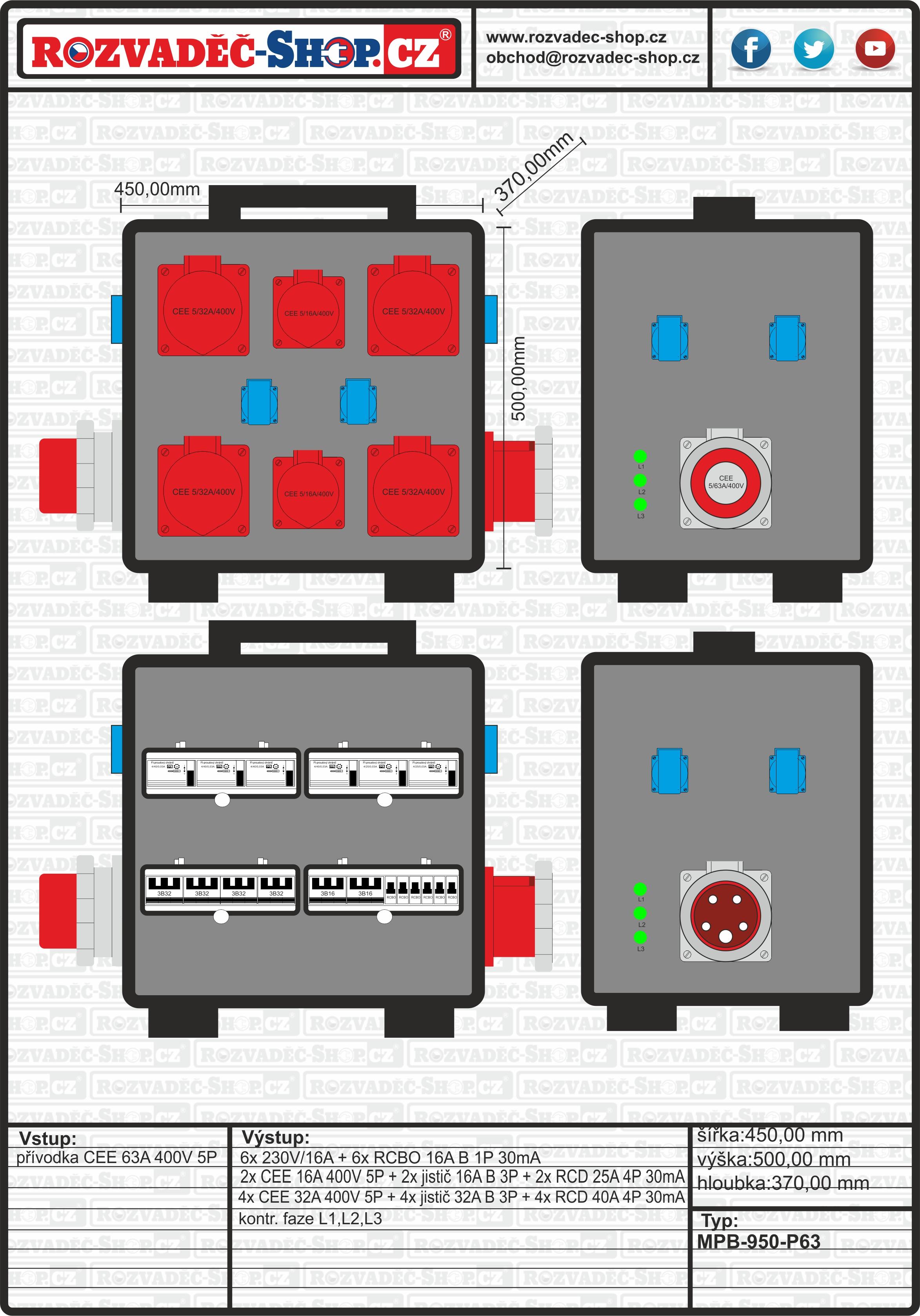 MPB-950-P63-FIN